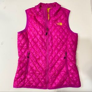 The North Face Pink Vest
